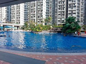 FENG SHUI water infront